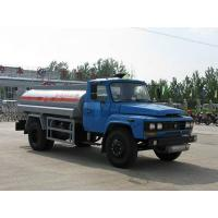 Wholesale factory sale best price Dongfeng 4*2 LHD 4.5cubic meters oil tank truck, 2017s best price dongfeng long nose fuel tank from china suppliers
