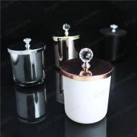 Wholesale Newest Design candle metal lid with knob from china suppliers
