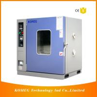Wholesale High Precision Hot Air Electric Drying Oven 50º C-300º C Temp For Laboratory Use from china suppliers