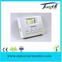 Wholesale High Advanced Green Buildings VOC Detector , Indoor Air quality TVOC Controller from china suppliers