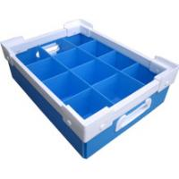 Wholesale PP Corrugated Plastic Sheet/PP Corrugated Plastic Box, PP Hollow Plastic Box, PP Packing Box from china suppliers