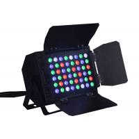 Wholesale High Lumen LED Stage Flood Lights 54pcs 162w 90-240V 50/60HZ CE from china suppliers