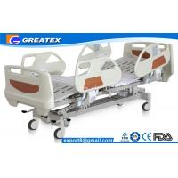 Quality 5 Function Electric Patient Bed Medical Bed Equipment Bedboards With Soft Joint (GT-BE5039-04) for sale