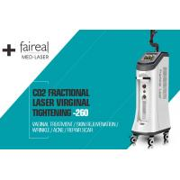 Wholesale Portable 15W CO2 Fractional Laser Machine Wrinkle Acne Scar Removal from china suppliers