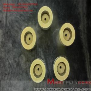Wholesale Glass edge grinding machine polishing wheel Alisa@moresuperhard.com from china suppliers