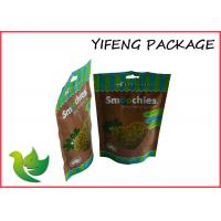 Wholesale Durable Plastic Stand Up Pouches Foil Inside for Food Packaging from china suppliers