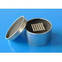 Wholesale 7.6 g/ cm3 Sintered Ndfeb Magnet , Neodymium Magnetic Ball from china suppliers