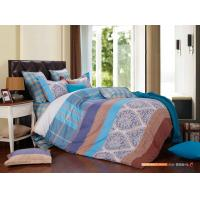 Wholesale Customized Color 4 Piece Bedding Set , Manly Bedroom Bedding Sets from china suppliers