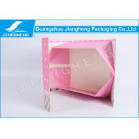 Wholesale Recycled Flat Folding Gift Boxes Pink Beautiful With Magnet Closure from china suppliers