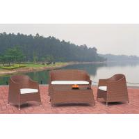 Wholesale Beach Wicker Sofa Set/Patio Wicker Sofa WS-006 from china suppliers