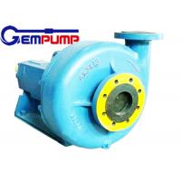 Wholesale 11/15 kw Mission Centrifugal Pump 4×3×13 Single stage single suction from china suppliers