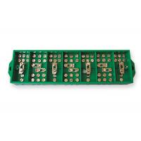 Buy cheap High-molecular polycarbonate FJ6 / PJ1,2 type 3×380 / 220V energy measuring terminal blocks from wholesalers