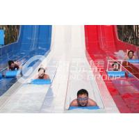 Wholesale Customised Adult Adventure Park Fiberglass Water Slides , Speed Water Slide for Water Park from china suppliers