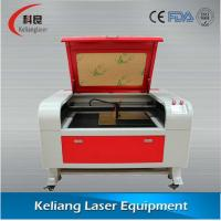 Wholesale KL690 CHINA 80W CO2 Laser Engraving Machine for leather belts from china suppliers