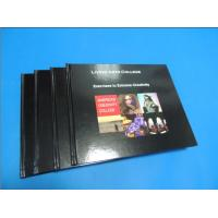 Wholesale Commercial Black glossy paper Hardcover Coffee Table Book Printing Services from china suppliers