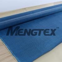 Wholesale Carbon and Blue Aramid Fiber Fabric 1000 -1500mm Width for radomes from china suppliers