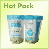 Buy cheap Laminated Popcorn Original Sea Salt Skinny Vitamins Matte Stand Up Bags from wholesalers