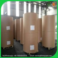 Wholesale 80 90 110 115 120gsm 840mm Width two side coated c2s coated glossy art paper board matt paper couche paper from china suppliers