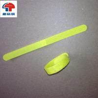 Wholesale Reusable Simple Yellow hook&loop cable tie velcro cable ties self sticky from china suppliers