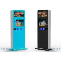 Wholesale 17'' 19'' Dual Screen Vending Kiosk For Bill Payment Kiosk With Thermal Printer from china suppliers