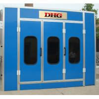 Wholesale Professional Industrial Infrared Paint Spray Booth With 6900*3900*2600 mm from china suppliers