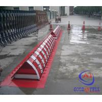 Wholesale Traffic Remote Control Security Hydraulic Road Blocker A3 Steel With Rust Proof Lacquer from china suppliers