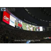 Wholesale 60Hz Waterproof SMD3535 Stadium LED Display , P10 Outdoor LED Screen 1 / 2 Scan from china suppliers