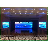 Wholesale Anti - Glare Rgb Led Screen Hire , Led Video Curtain P4 Corrosion Resistance 512 * 512mm from china suppliers
