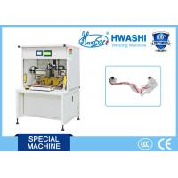Wholesale CNC Automatic Welding Machine for Electronic Connector , Wire Terminals Spot Welder from china suppliers