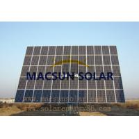 Buy cheap Macsun solar Dual-Axis Tracker  Model number  MS-PV-SDT35 from wholesalers