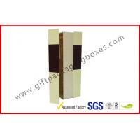 Wholesale High End Wine Packaging Gift Boxes , Magnetic Wine Packaging from china suppliers