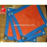 Waterproof HDPE tarpaulin uesd for truck cover,construction and agriculture