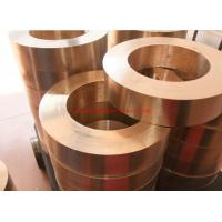 Wholesale Extraordinary strength Rolled Copper Foil for transformer winding from china suppliers