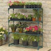 Wholesale Lightweight Four Tier Staging with Strong and Versatile Shelving from china suppliers