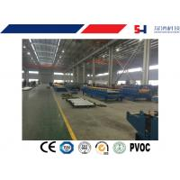 Wholesale 10 Ton Decoiler Corrugated Roof Roll Forming Machine 0.2 - 0.9 mm Thickness from china suppliers