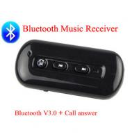 Wholesale Bluetooth Music Receiver Bluetooth 3.0+Answer call 3.5mm Stereo Easy to get Bluetooth head from china suppliers