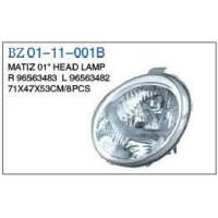 Quality HEAD LAMP HEADLIGHT(ELECTRIC) FRONT LAMP AUTO LAMP AUTO PARTS CAR ACCESSORIES USE FOR DAEWOO/CHEVROLET MATIZ 01/SPARK for sale