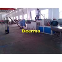 Wholesale Making Plastic Granulator Machine , PE / PP / PVC / WPC Pellet Production Line from china suppliers