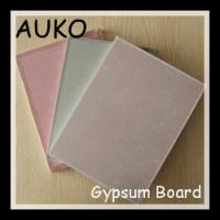 Wholesale Environmental Protection Paper Faced Gypsum Board 9.5mm from china suppliers