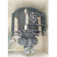 Quality Export Hydraulic Crane Winch with 4 Ton Maximum Traction Force for sale