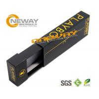 Wholesale Custom Black E - Cigarette Electronic Product Packaging Design Boxes With Coated Artpaper from china suppliers