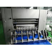 Quality Industrial Puff Pastry Machine Siemens PLC controlled with Dough Spool Make-up Line for sale