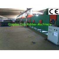 Wholesale Elastomeric Pipe Insulation EPDM Foam Machine Electricity / Natural Gas Heating from china suppliers