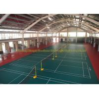 Wholesale Pre Engineering Prefab Steel Buildings Badminton Hall Safety Steel Structures from china suppliers