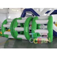 Wholesale Human Sized Hamster Ball Inflatable Water Roller Wheel 0.90mm PVC Vinyl from china suppliers