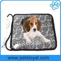 Wholesale 220V electric dog blanket Heated Pad For Pets China Factory Sale Dog Heated Pad from china suppliers