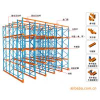 Wholesale OEM 2-12 Levels Drive-in Pallet Racking System, Drive through Racking, 1000-11000mm Height from china suppliers