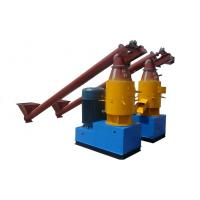 Wholesale Electric Automatic Lubricating Flat Die Wood Pellet Mill With CE Certification from china suppliers