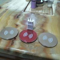 Wholesale Newest 10W fast wireless charger for iPhone ,mobile phone accessories from china suppliers