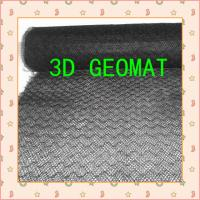 Wholesale 3D geomat using for grass protection from china suppliers